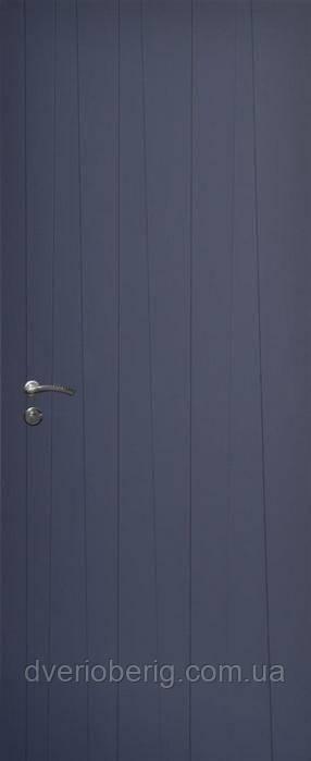 Вхідні двері Термопласт Одностулкові 173