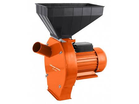 Кормоизмельчитель Енергомаш КР-2501 2500 Вт, 2850 об/мин, нож, 18 кг, фото 2