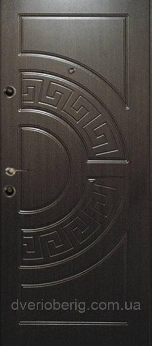 Входная дверь Термопласт Одностворчатые 126