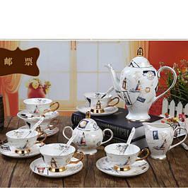 Кофеные и чайные сервизы