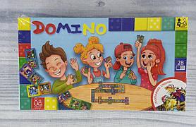 """Домино Детское """"Любимые сказки"""" DTG-DMN-02 Danko-Toys Украина"""
