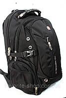 Рюкзак swissgear 6221 USB & AUX & дождевик, фото 1
