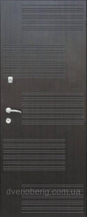 Вхідні двері Термопласт Одностулкові 154