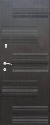 Вхідні двері Термопласт Одностулкові 154, фото 2
