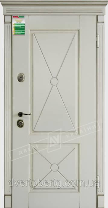 Входная дверь Двери Украины Белорус Стандарт Прованс декор 2 Kale