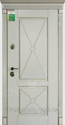 Входная дверь Двери Украины Белорус Стандарт Прованс декор 2 Kale, фото 2