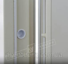 Входная дверь Двери Украины Белорус Стандарт Прованс декор 2 Kale, фото 3
