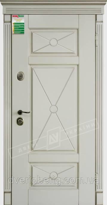 Входная дверь Двери Украины Белорус Стандарт Прованс декор 4 Kale