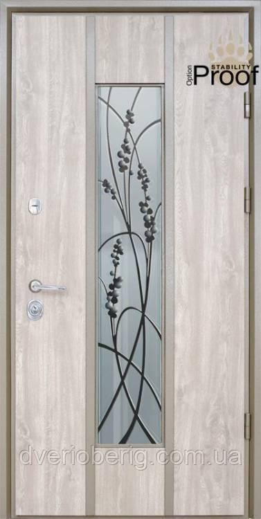 Входная дверь Страж Stability PROOF Gardena