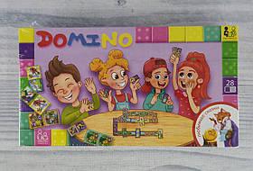 """Домино Детское """"Любимые сказки"""" DTG-DMN-01 Danko-Toys Украина"""