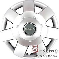 """Колпаки декоративные """"SKS"""" Dacia 219 R14 (кт.) - Колпаки на колеса 14"""" Дача"""
