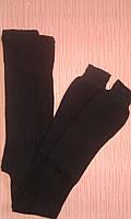 Гамаши женские теплые трикотажные р.52-54 коричнеые. От 3шт по 55грн