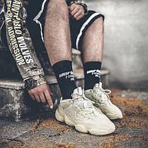 Мужские кроссовки Adidas Yeezy 500 Super Moon Yellow DB2966, Адидас Изи 500, фото 3
