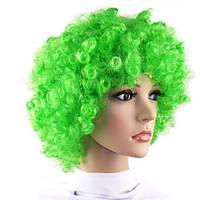 Парик Клоуна зеленый