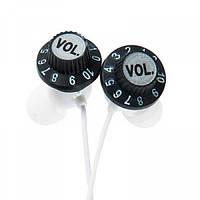 """Наушники """"Volume"""", чёрные"""