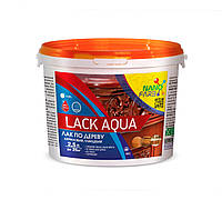 Лак по дереву Lack Aqua Nano farb 2.5 л