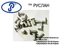 Набор заклепок 4х8 Al сцепления с171.78 (1 кг - 2550 шт) потайная головка