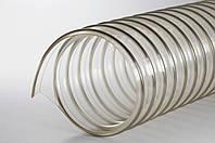 Шланг абразивостойкий поліуретановий PUR (ПУР) 400мм 0,9 мм, фото 1