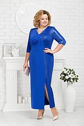 Платье женское Беларусь модель Н-7216-19 василек