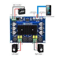 XH-M543 №2 Стерео усилитель Звука 2х120W D класс на TPA3116D2