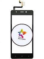 Сенсор (тачскрин) для мобильного телефона Black Fox BMM 532 (Черный)