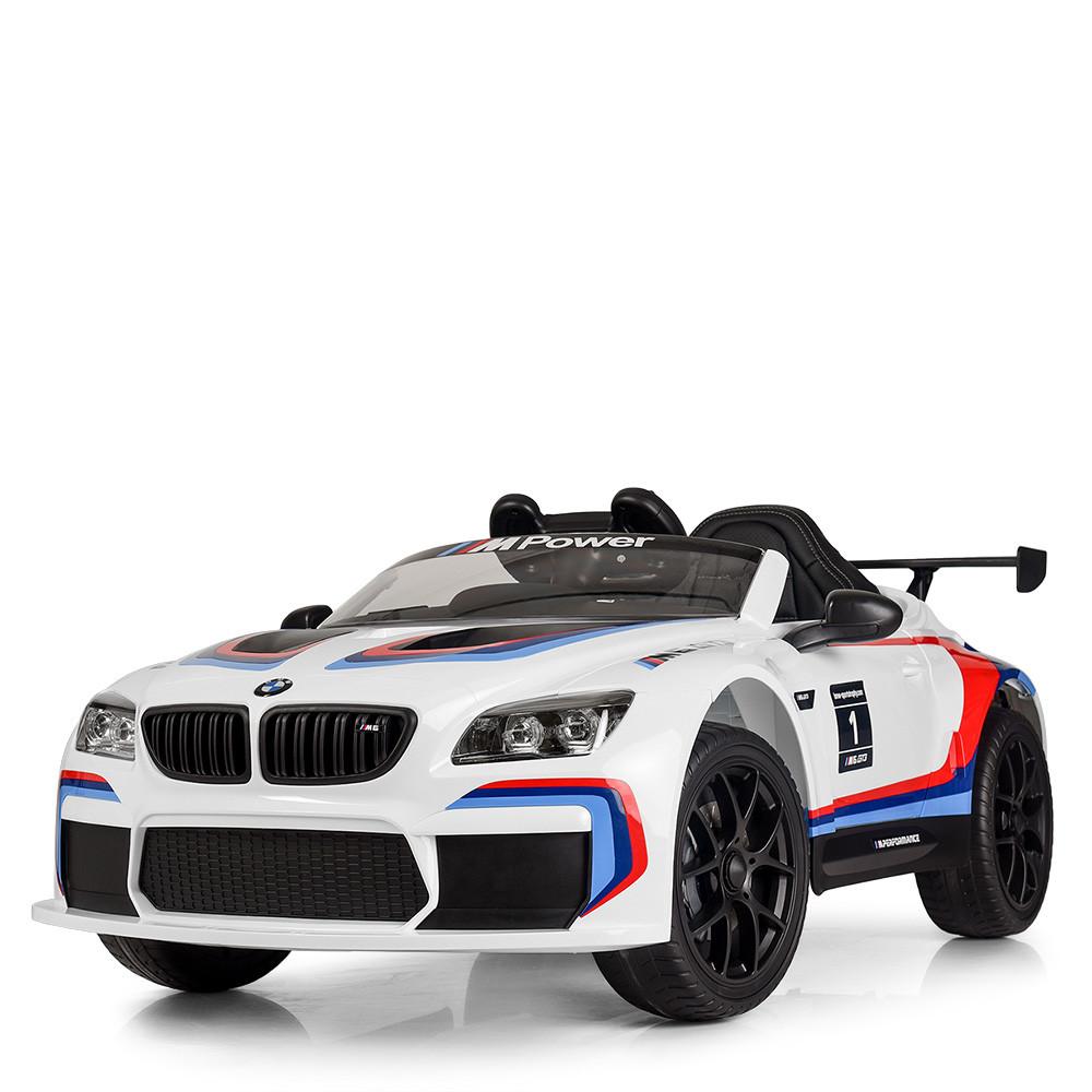 Детский электромобиль M 5405EBLR-1 белый Гарантия качества Быстрая доставка