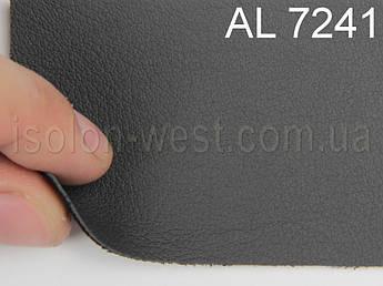 Авто кожзам (графитовый серый) на тканевой основе