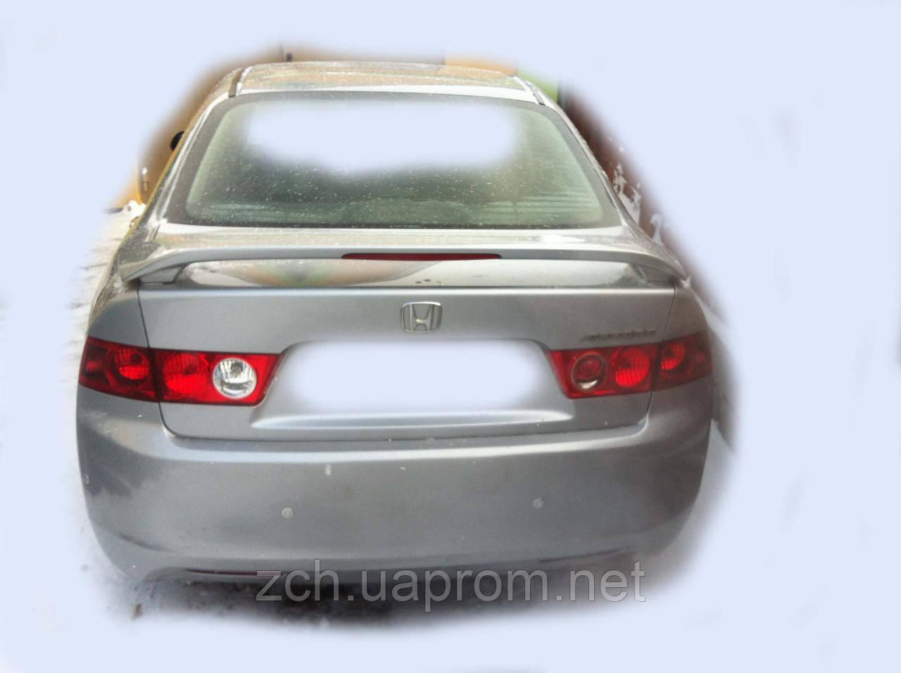 Насос топливный 2.0 и 2.4 Honda Accord