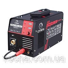 Полуавтомат Сталь MULTI-MIG-325 PROFI (9 кВт, ток 325 А, 2 дисплея,EVRO-разъем))