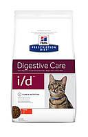 Hill's Prescription Diet i/d Digestive Care корм для кошек с курицей