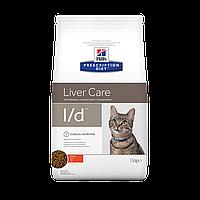 Hill's Prescription Diet l/d Liver Care корм для кошек с курицей