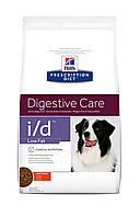 Hill's Prescription Diet i/d Low Fat Digestive Care корм для собак с курицей 1.5 кг