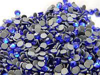 Стразы DMCss10 Sapphire (2,7-2,8мм)горячей фиксации. 500gross/72.000шт.
