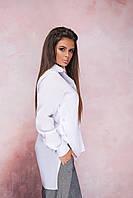 Рубашка женская белая 37263, фото 1