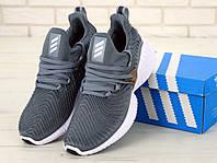 "Кроссовки Adidas Continental ""Grey White"" - ""Серые Белые"" (Реплика ААА+)"