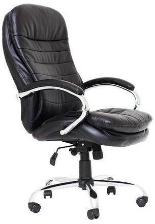 Кресло компьютерное Валенсия В (к/з Черный), фото 2
