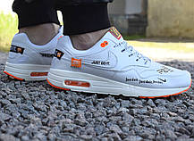 "Кроссовки ""Nike Air Max 90 Just Do it"" белые М0130"