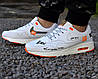 "Кроссовки ""Nike Air Max 90 Just Do it"" белые"