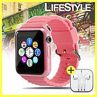Умные детские смарт-часы Smart Baby Watch V7K + Подарок