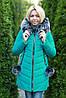 Женская куртка зимняя модная, фото 6