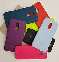 Чехол накладка Silicone case для Xiaomi RedMi 5 Plus