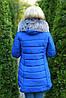 Женская куртка зимняя модная, фото 4