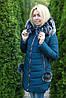 Женская куртка зимняя модная, фото 5