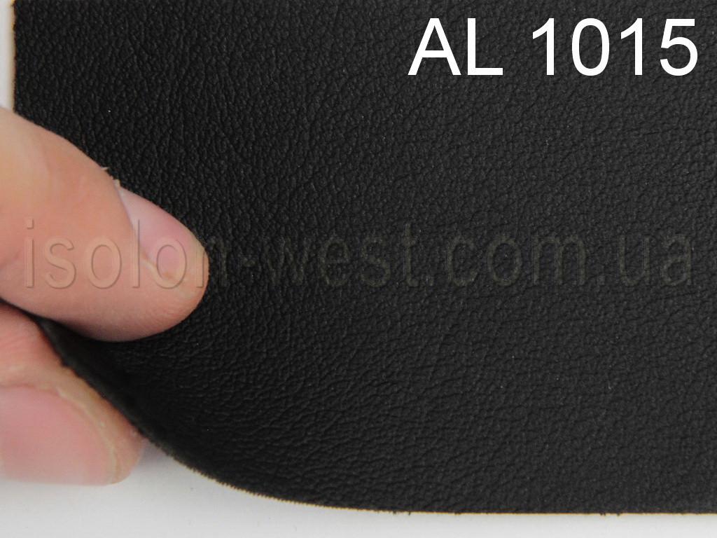 Авто кожзам (чорний) на тканинній основі