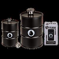Фляга ООТВ Oil Barrel металлическая
