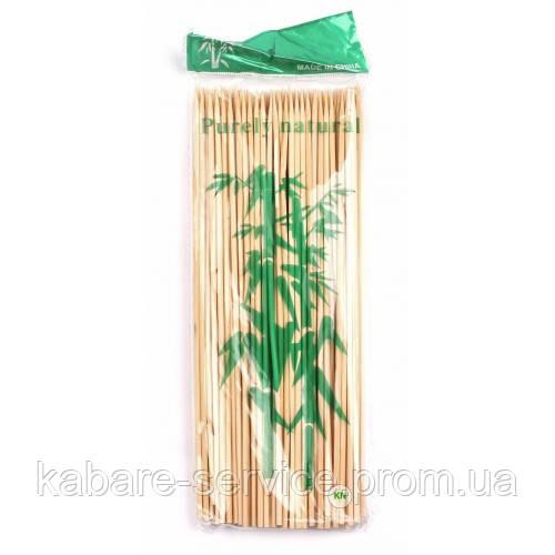 Шампур бамбуковый (20 см 3 мм 100 шт)