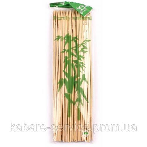 Шампур бамбуковый (25 см 3 мм 100 шт)