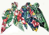 Женский платок на хвост