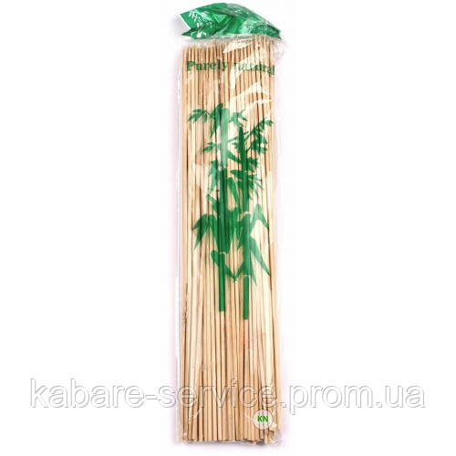 Шампур бамбуковый (30 см 3 мм 100 шт)