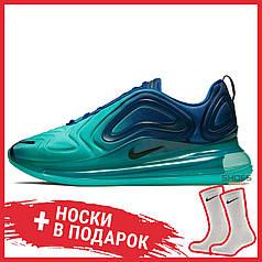 Мужские кроссовки Nike Air Max 720 Sea Forest AO2924-400, Найк Аир Макс 720
